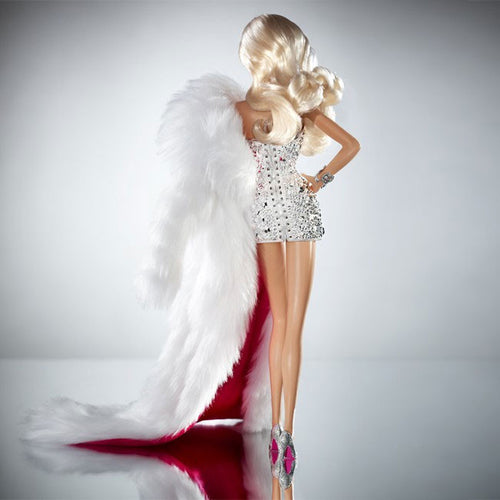 Blond Diamond Barbie Doll by The Blonds