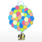 Pixar Up Balloon House Mini Backpack