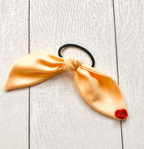 Beauty Hair Tie Bow