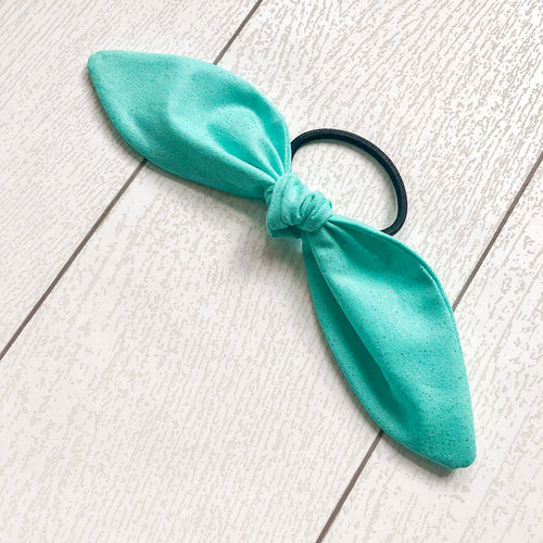 Shining Shimmering Splendid Hair Tie Bow