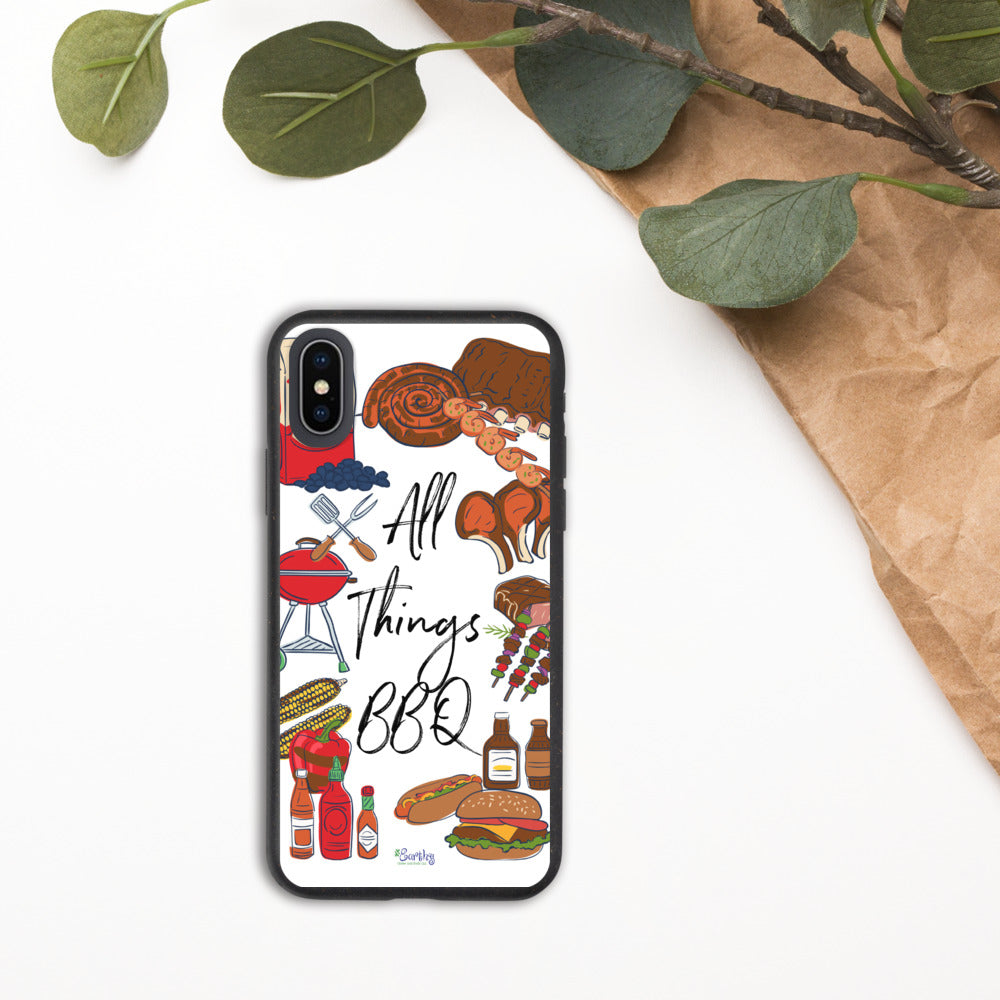 iPhone Biodegradable phone case - All Things BBQ