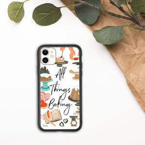 iPhone Biodegradable phone case - All Things Baking