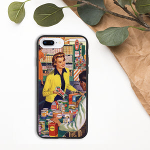 iPhone Biodegradable phone case - Vintage Shopping