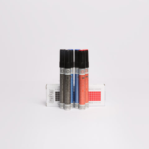 3x2 Refillable Whiteboard Markers