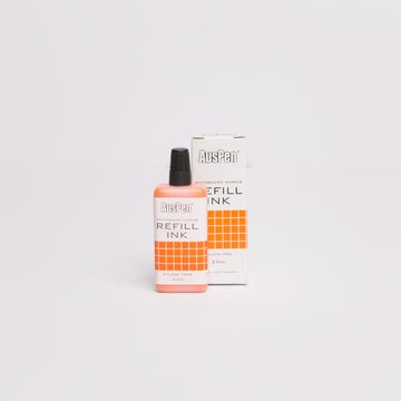 Orange Refill Ink Bottle