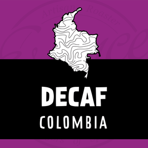 Decaf, Colombia