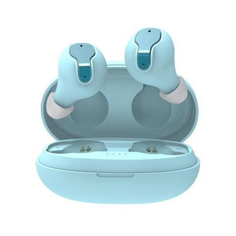 XY5 Bluetooth Wireless Earphones  Blue