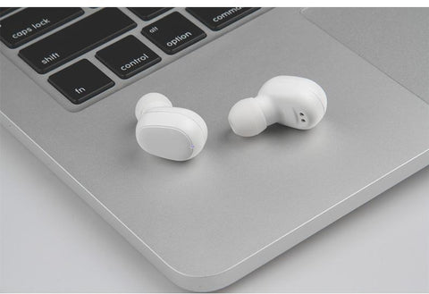 M3 Bluetooth Wireless Earphones White