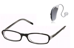 Eyeglass Frames For Hearing Aids : The Adoption Problem of Hearing Aids