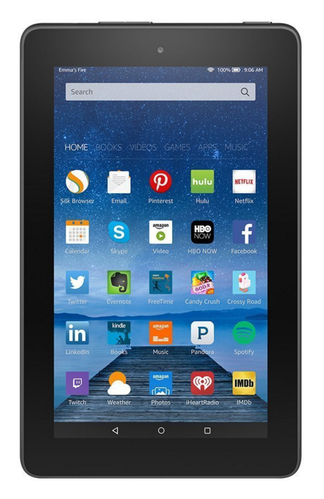 Promotion: FREE tablet with purchase