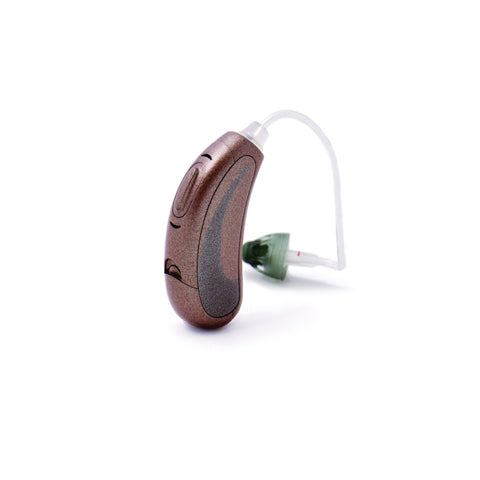 Audicus Dia II BTE Hearing Aid Bronze