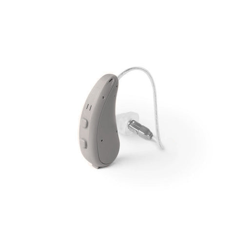 Canto Bluetooth Hearing Aid Grey