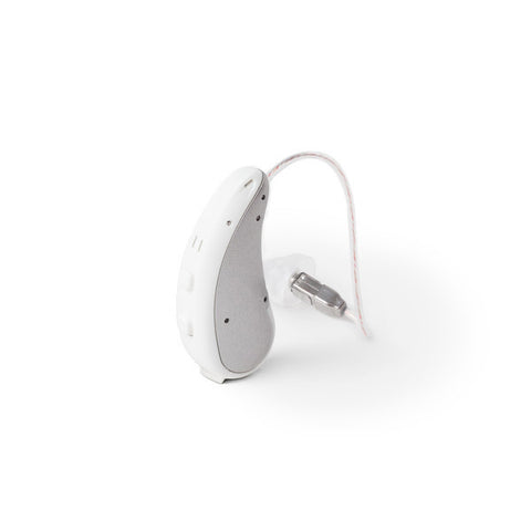 Canto Bluetooth Hearing Aid White