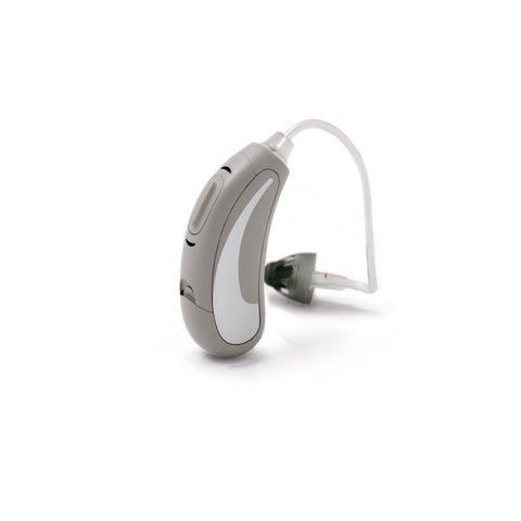 Audicus Dia II BTE Hearing Aid Grey