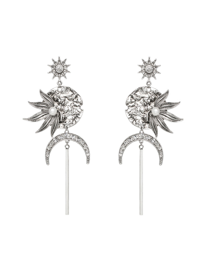 The Midnight Performer Earrings