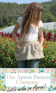 Gathering Apron #1 , Small- XL