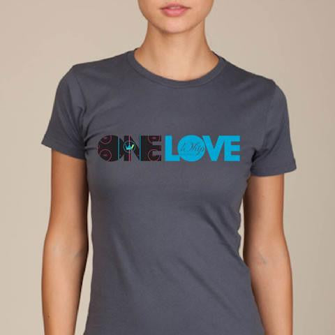 One Love Designer Tee