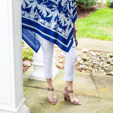 Charlie B Comfortable yet fun with a touch of fashion, this pair of pants add pizazz to your outfit for a casual evening or a garden party.   Machine Wash Cold by Two B's Accessories