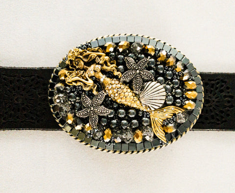 Belt Buckle by Designer Susan Fine