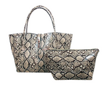Light Weight Python Lacy Bag By Japanese Design