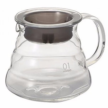 Hario V60 Coffee Server - 360 Clear
