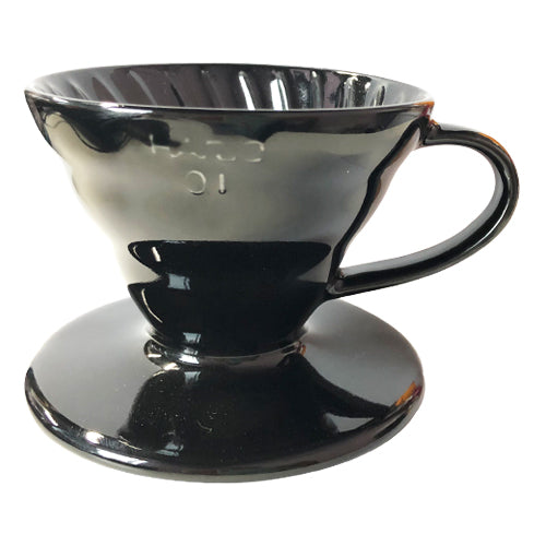 Kurasu Original Black Ceramic Dripper 1-2 Cups