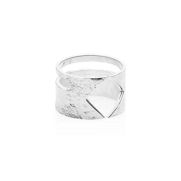 Limitless Ring - Silver/Gold