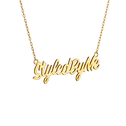 Styled By Me - Necklace - Silver/Gold