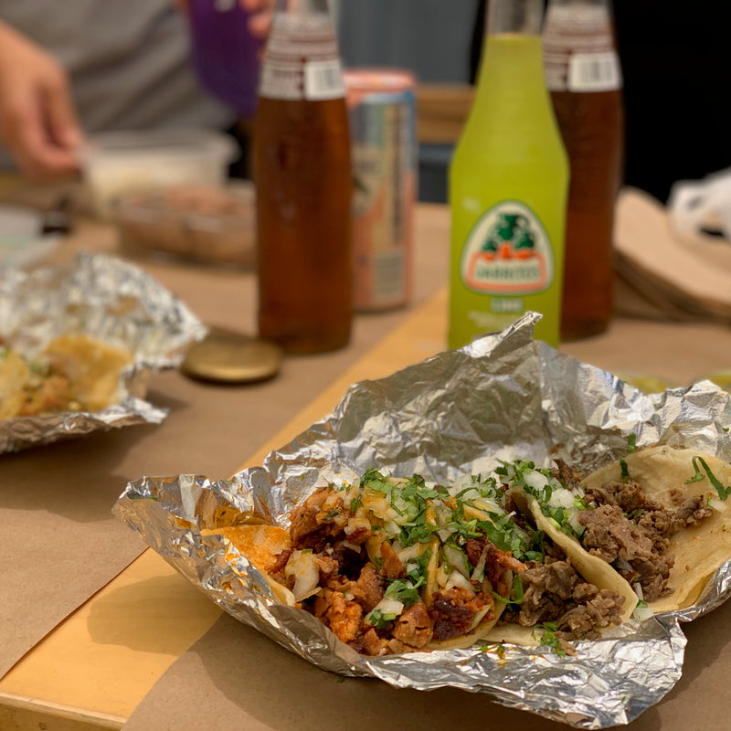 BK neighborhood: Tacos Poncitlan
