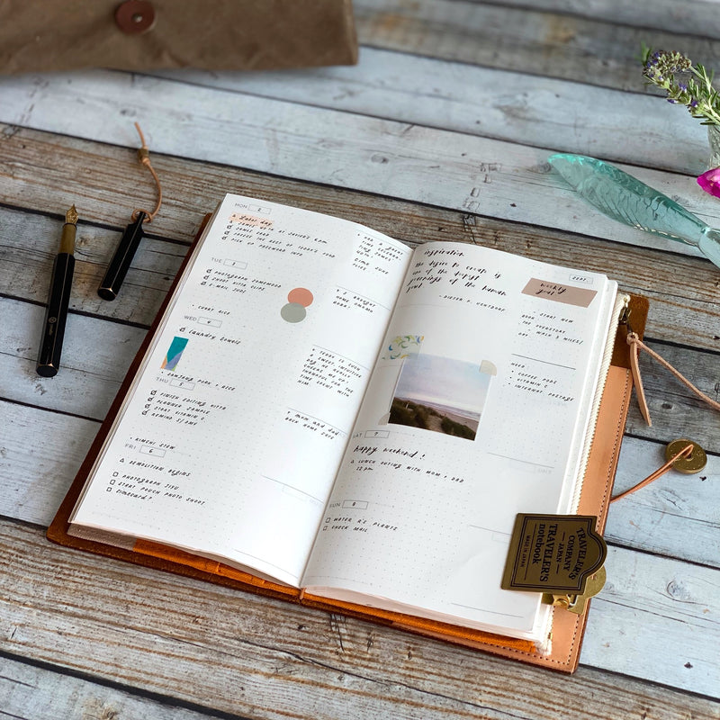 Sneak Preview of BK Original Planner