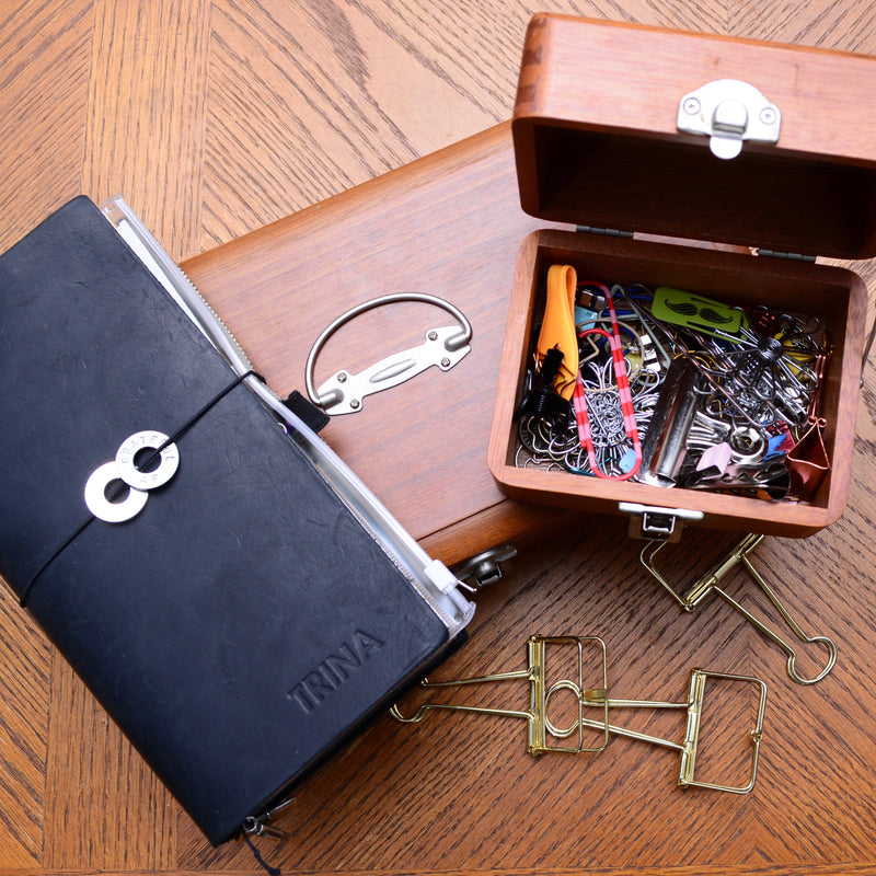 Functional Treasures: What's in My Classiky Boxes? // Trina O'Gorman