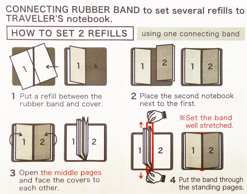 TN Refill / 021 / Binding Band