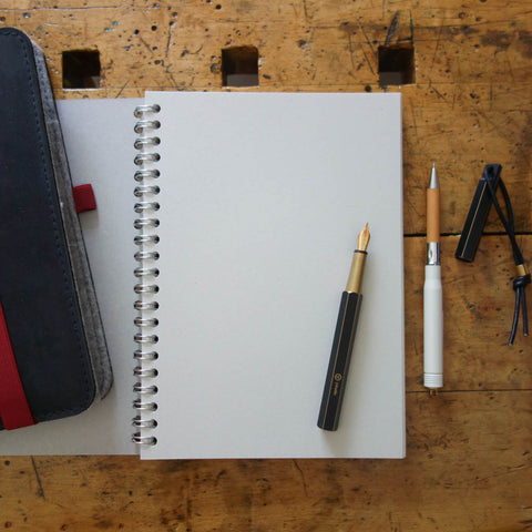 A.G. Spalding & Bros. // Spiral Notebook