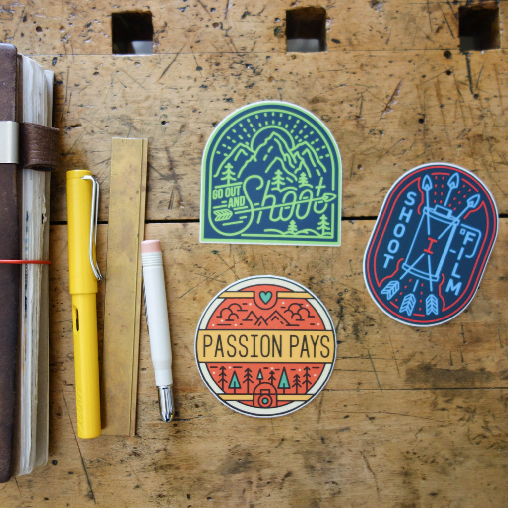 Asilda Stickers / Passion Pays