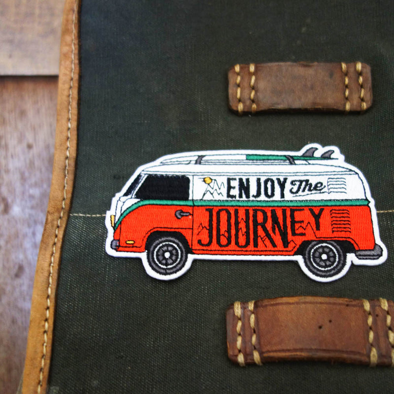 Asilda Patch / Enjoy the Journey