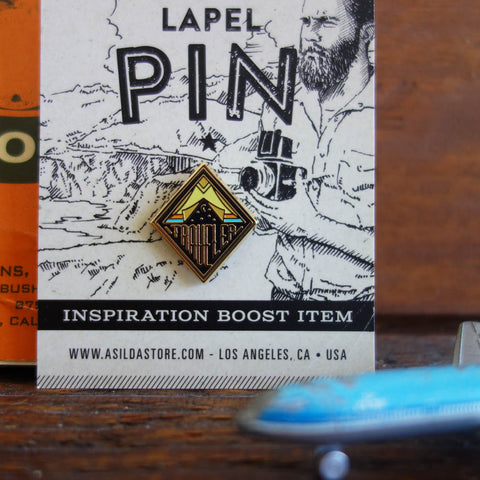 Asilda Pin / Traveler