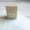 "Life is Travel ""Slow Express"" Stamp"