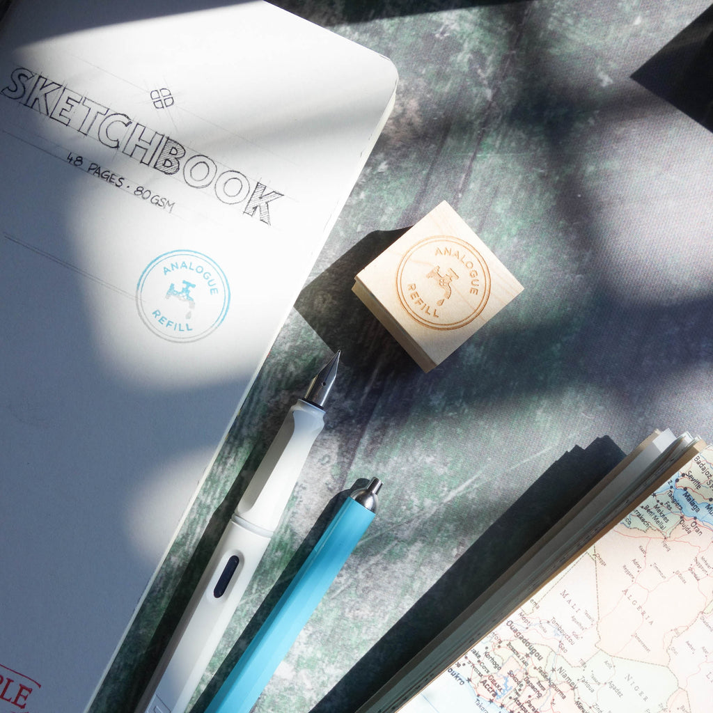 Analogue Refill Stamp