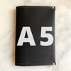 A5 // All Leather Notebook Cover