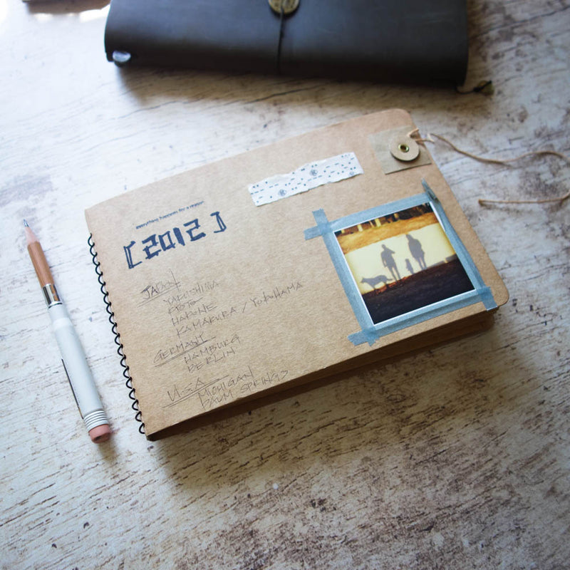 Bee Spiral Notebook with Window