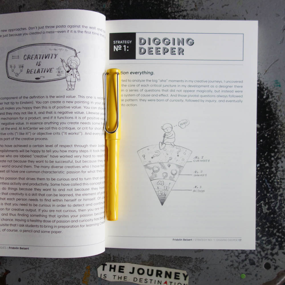 Creative Strategies: 10 approaches to solving design problems