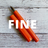 Skyline Sport Fountain Pen || Coral (Collector's Edition)