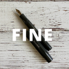 Skyline Sport Fountain Pen || Gray