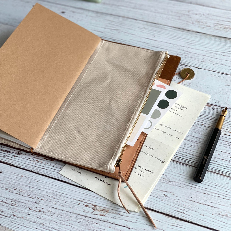 All Canvas Wallet // Natural Canvas [PRE-ORDER]