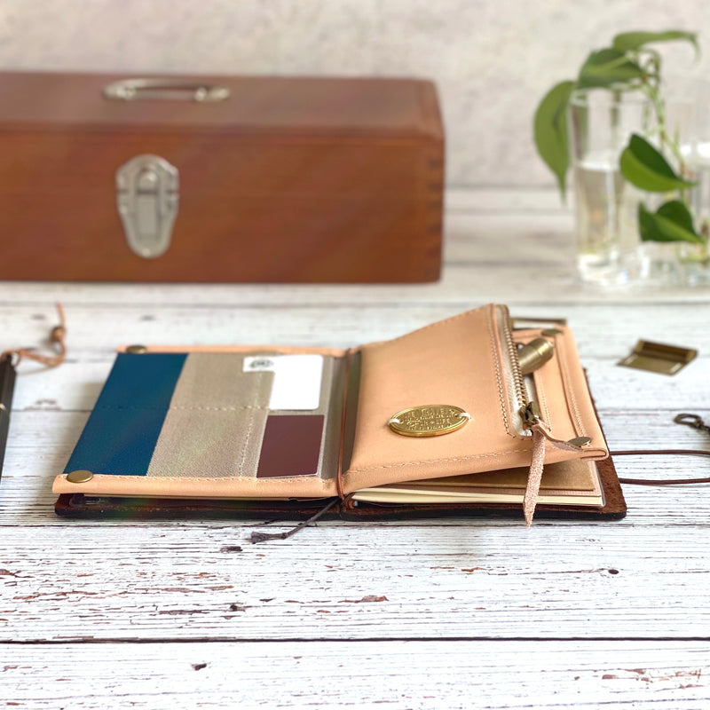 PASSPORT Travel for Life Wallet // Shoreline
