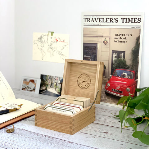 Travel Tools // Greeting Card