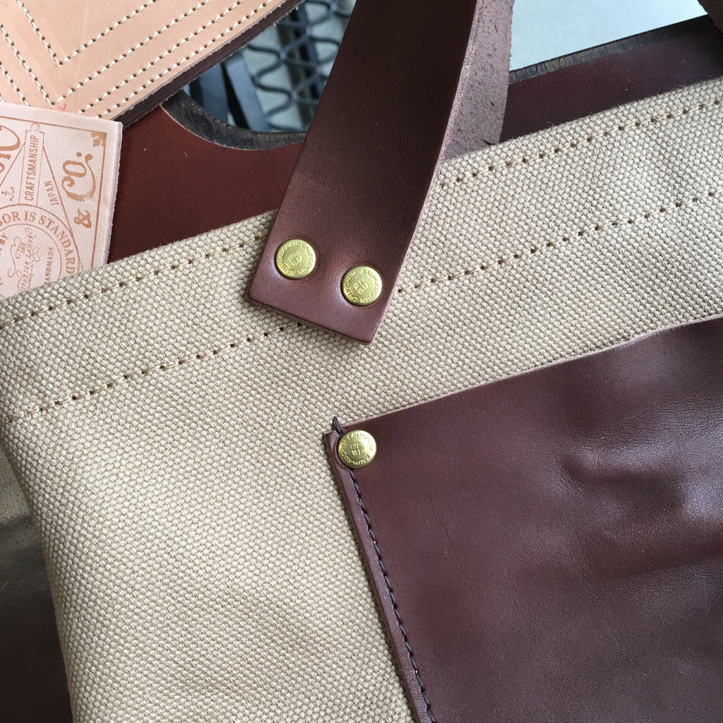 Analogue Bag || Mocha