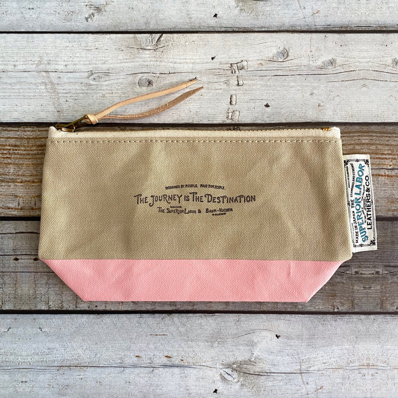 Engineer Pouch MINI || Rose Latte [PRE-ORDER]