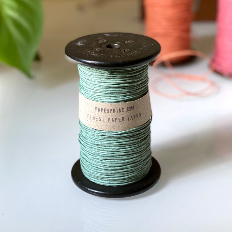 Paper Twine: Light Emerald