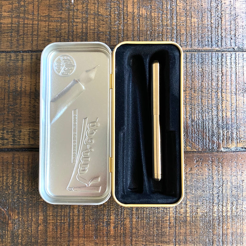 Liliput Fountain Pen || Brass